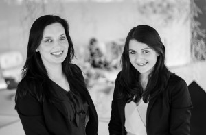 Total Lignuistics Directors - Michelle Daniel and Eleanor Bagust (left to right)